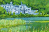Kylemore Abbey, Co Galway.