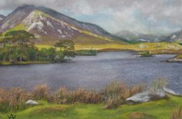 Derryclare Lough Connemara.